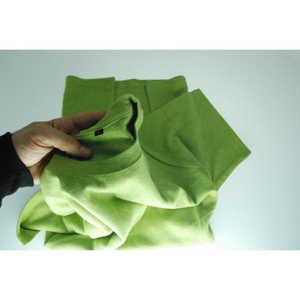 T-shirt (L) Hamp økologisk bomuld jersey 260 gram