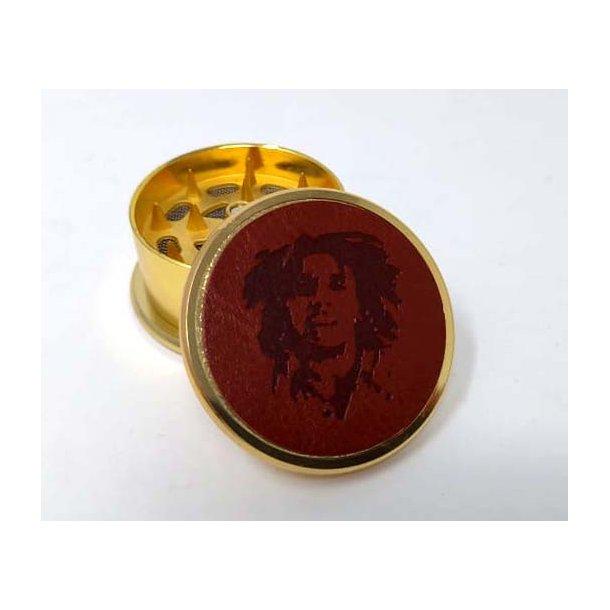 Cannabis grinder - Bob Marley