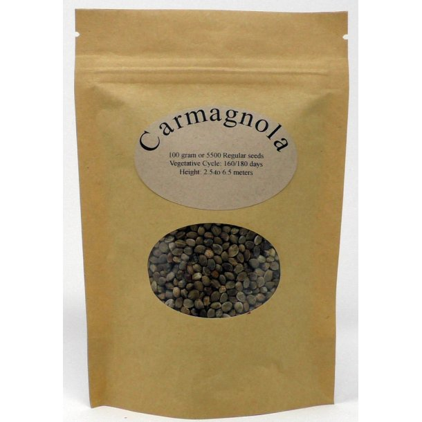 Carmagnola 5500 Seeds