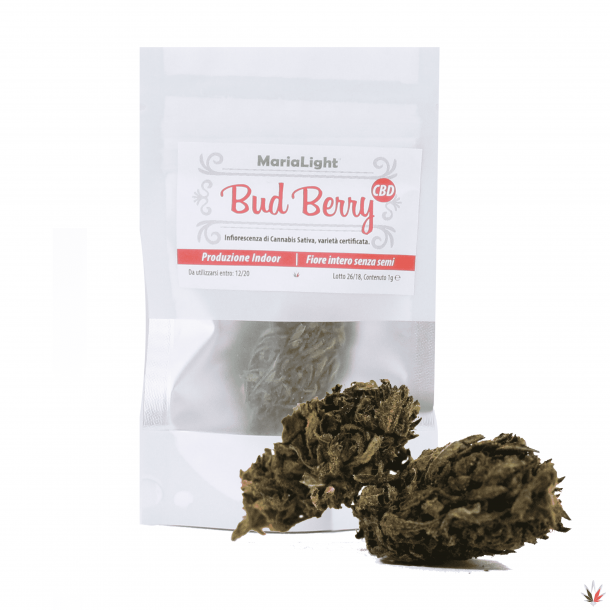 Bud Berry CBD 3g.